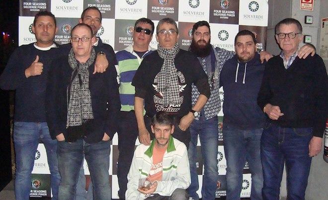Fausto Silva Vence Solverde Best Poker Player 2016 (€7,299) 101