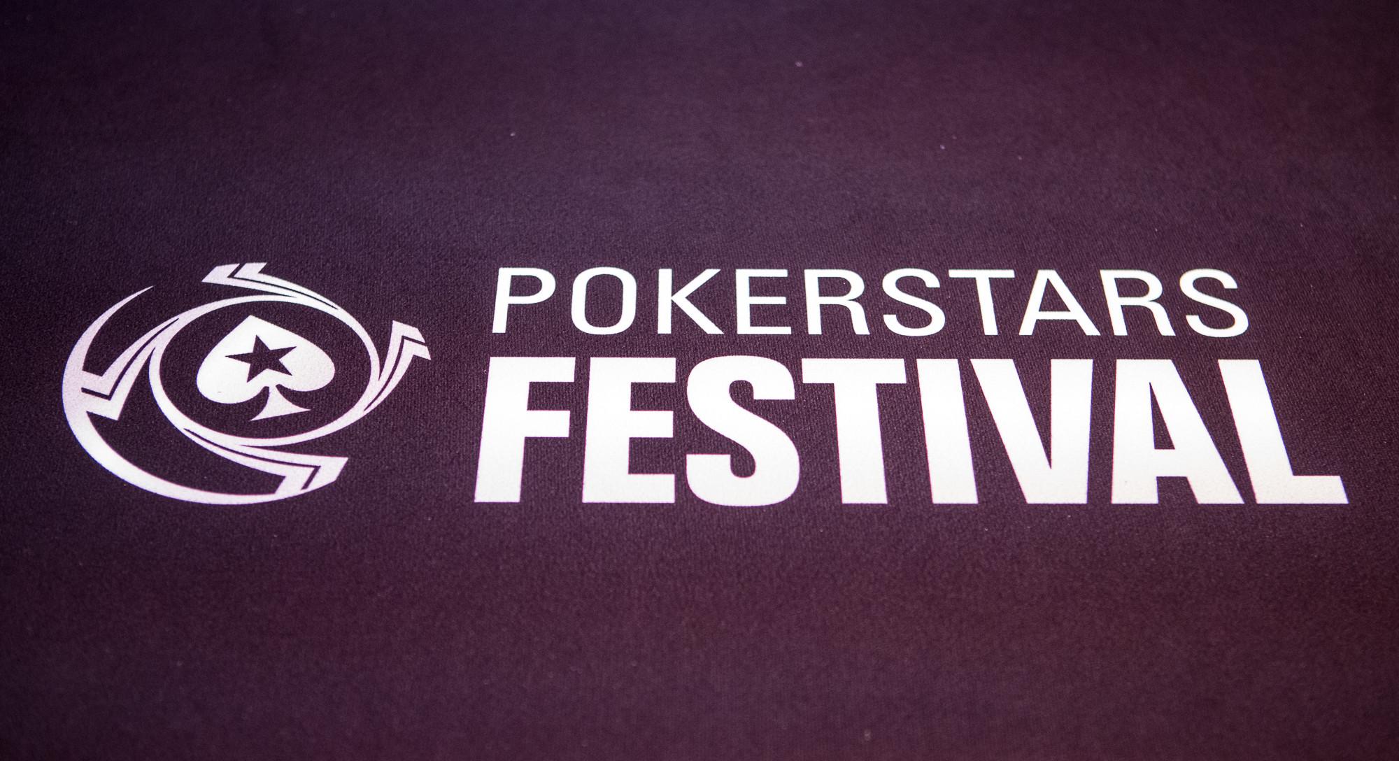 PokerStars Festival Logo