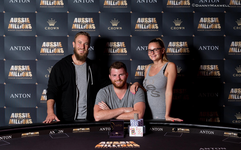 Nick Petrangelo - Aussie Millions ANTON Jewellery $100,000 Challenge Winner 2017