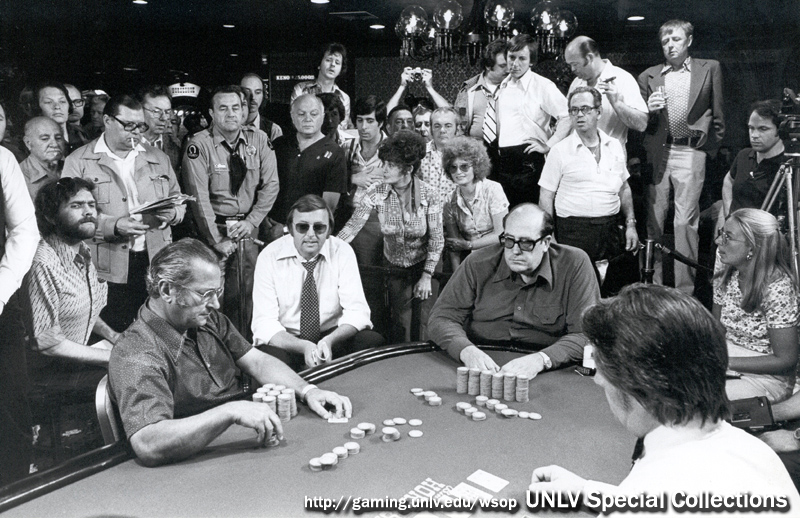 Doyle Brunson and Jesse Alto