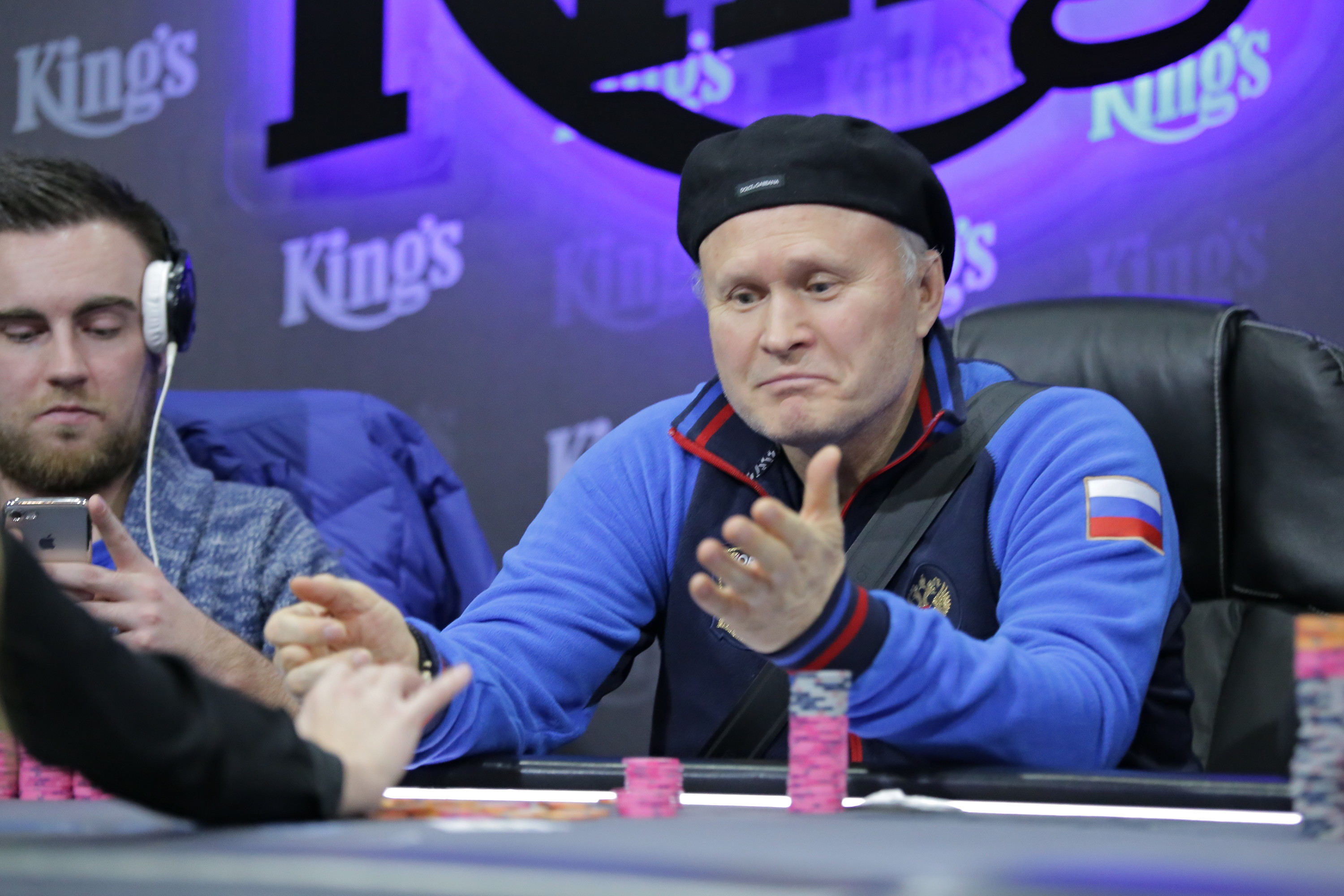 888Live Rozvadov: Kraft Wins High Roller 101