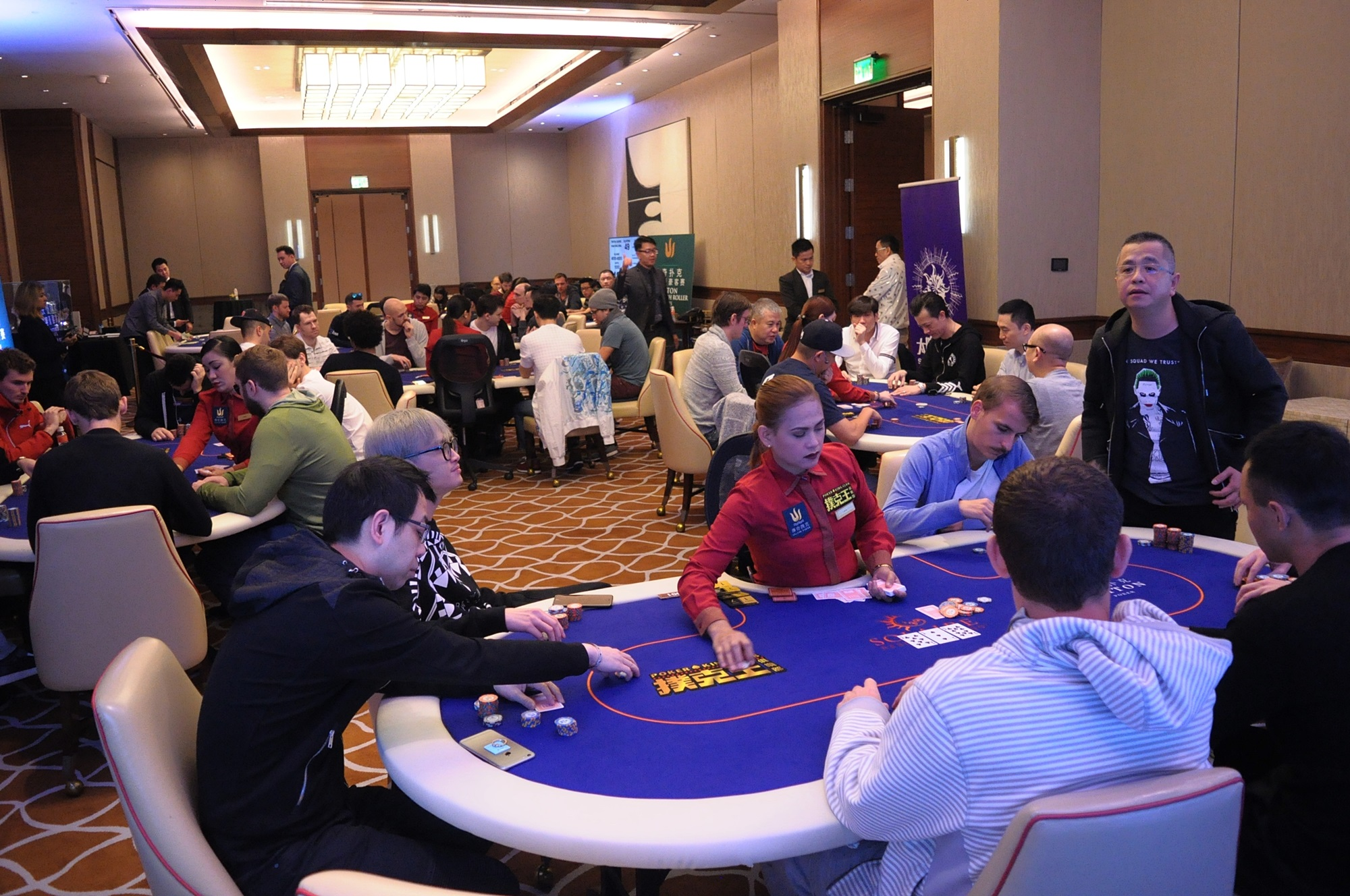 Triton High Roller Series Kicks Off in Manila Feb. 17 102