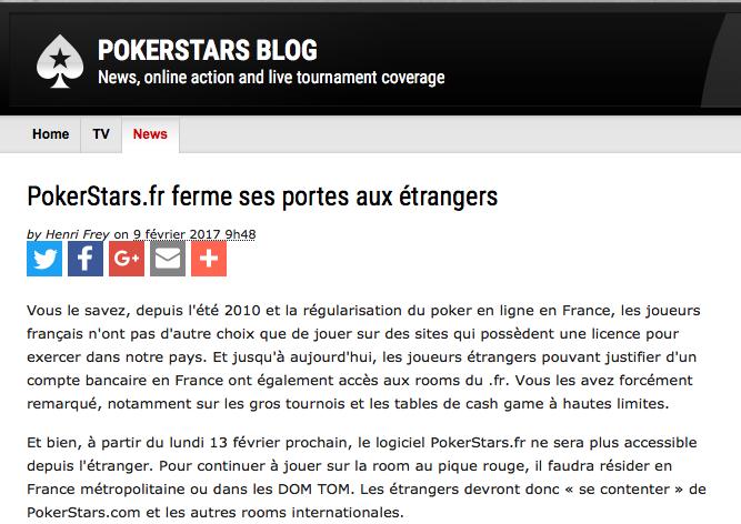 PokerStars.fr Fecha Portas a Estrangeiros a 13 de Fevereiro 101