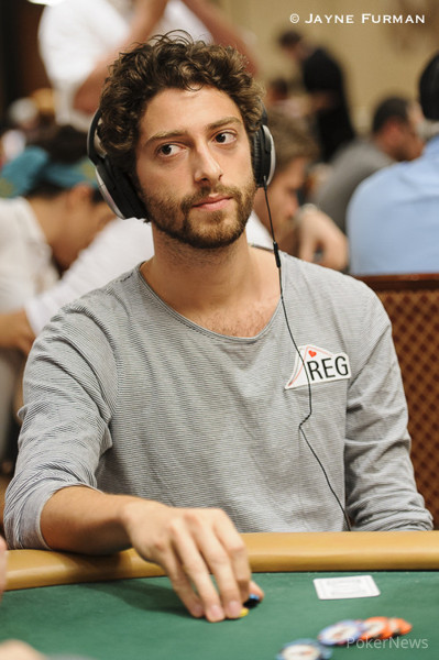 Exclusivo: Igor Kurganov se une al Team PokerStars Pro 101
