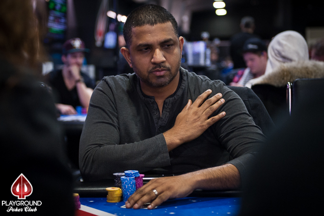 Playground Winter Festival: Baroud Bags WPT Playground Day 1b Lead 101