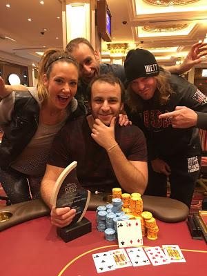 Deepstack Extravaganza : Sorel Mizzi gagne à Las Vegas 101