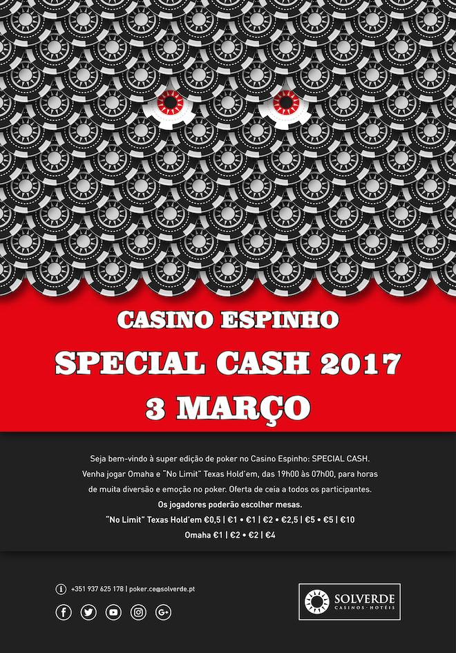 Segunda Edição Special Cash Casino Espinho Dia 3 de Março 101