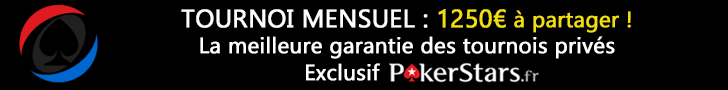 PokerStars : Transformez 11 cents en 13.750€ 102