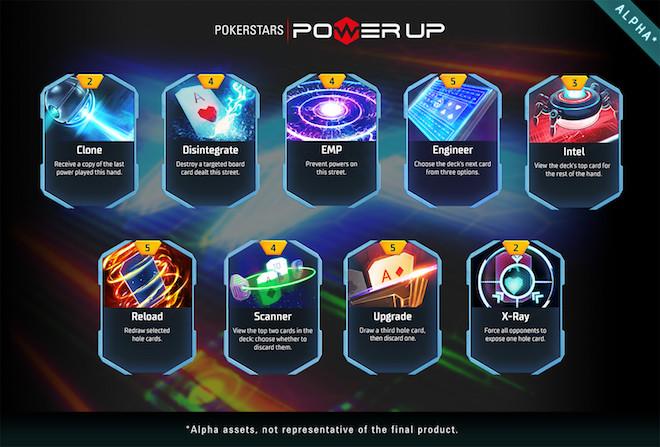 Novo Jogo PokerStars Power Up em Fase de Testes 101