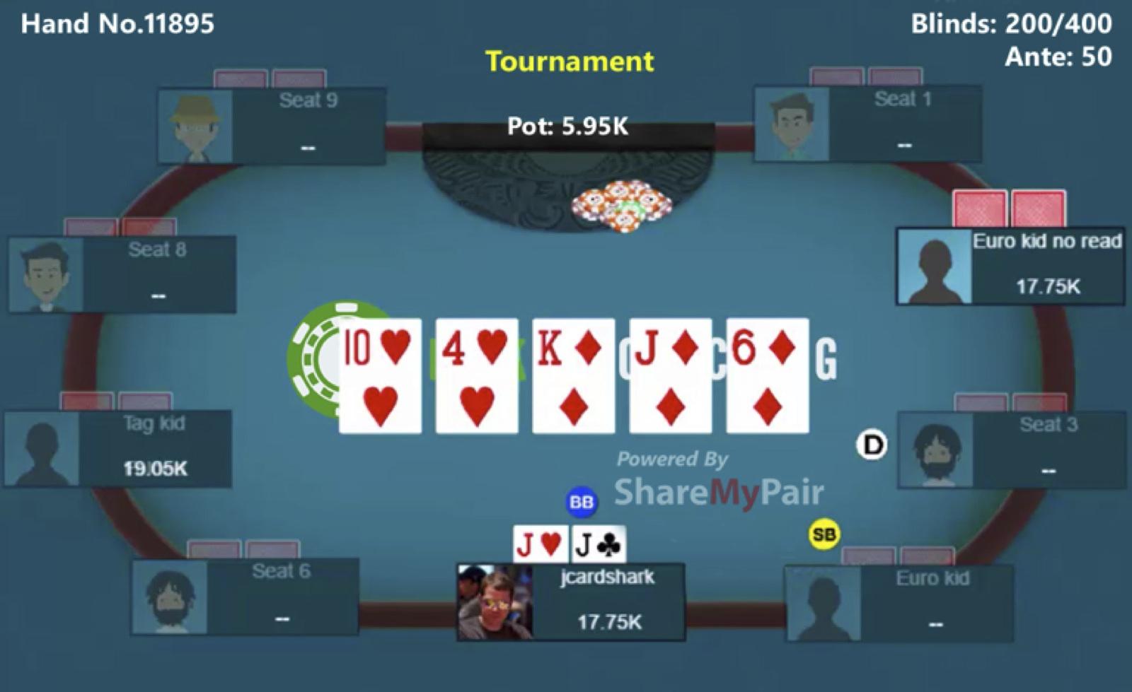 Poker Coaching mit Jonathan Little: So spielt man Pocket Jacks 104
