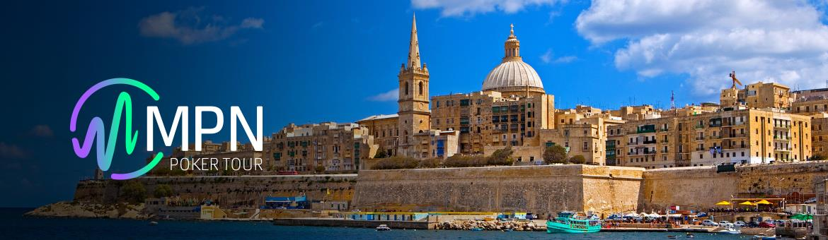 Qualify to MPN Poker Tour Malta at PKR Poker for Just €1 101