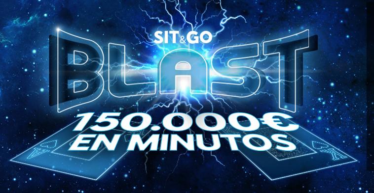 Sit&Go Blast en 888poker.es 101