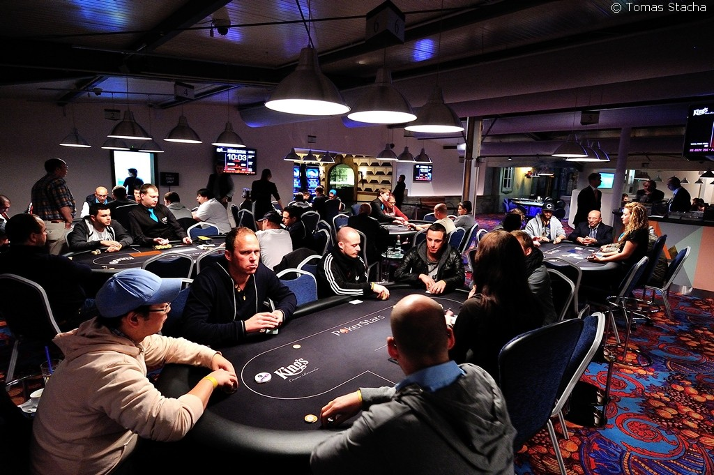 pokerstars satellites