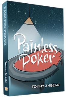 Tommy Angelo Presents His New Book 'Painless Poker' 101