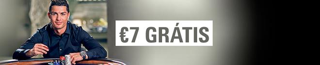 PokerStars Oferece €7 Grátis em bilhetes de torneios! 101