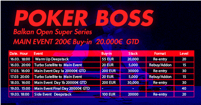 Poker Boss Balkan Open Super Series 16-19 Mart u Banja Luci 101
