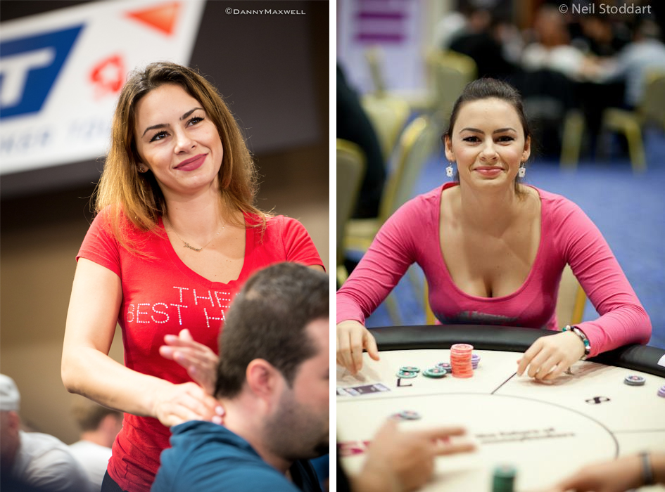 Behind the Scenes with Poker Masseuse Dana Perianu 108