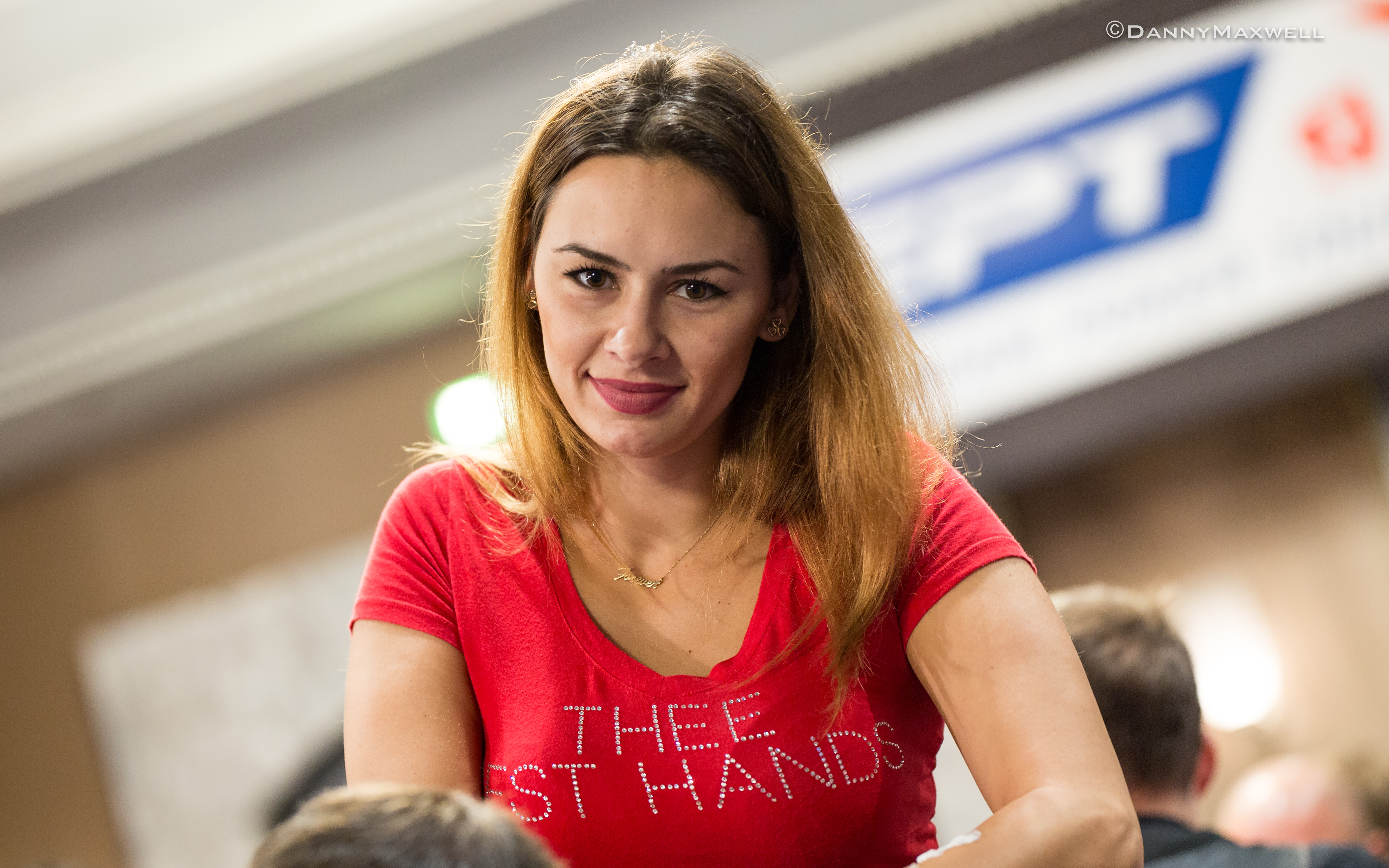 Behind the Scenes with Poker Masseuse Dana Perianu 103