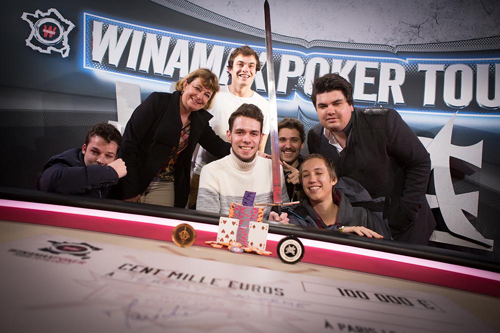 WIPT 2017 : Victoire de Jeremy Saderne qui transforme 550€ en 100.000€ 101