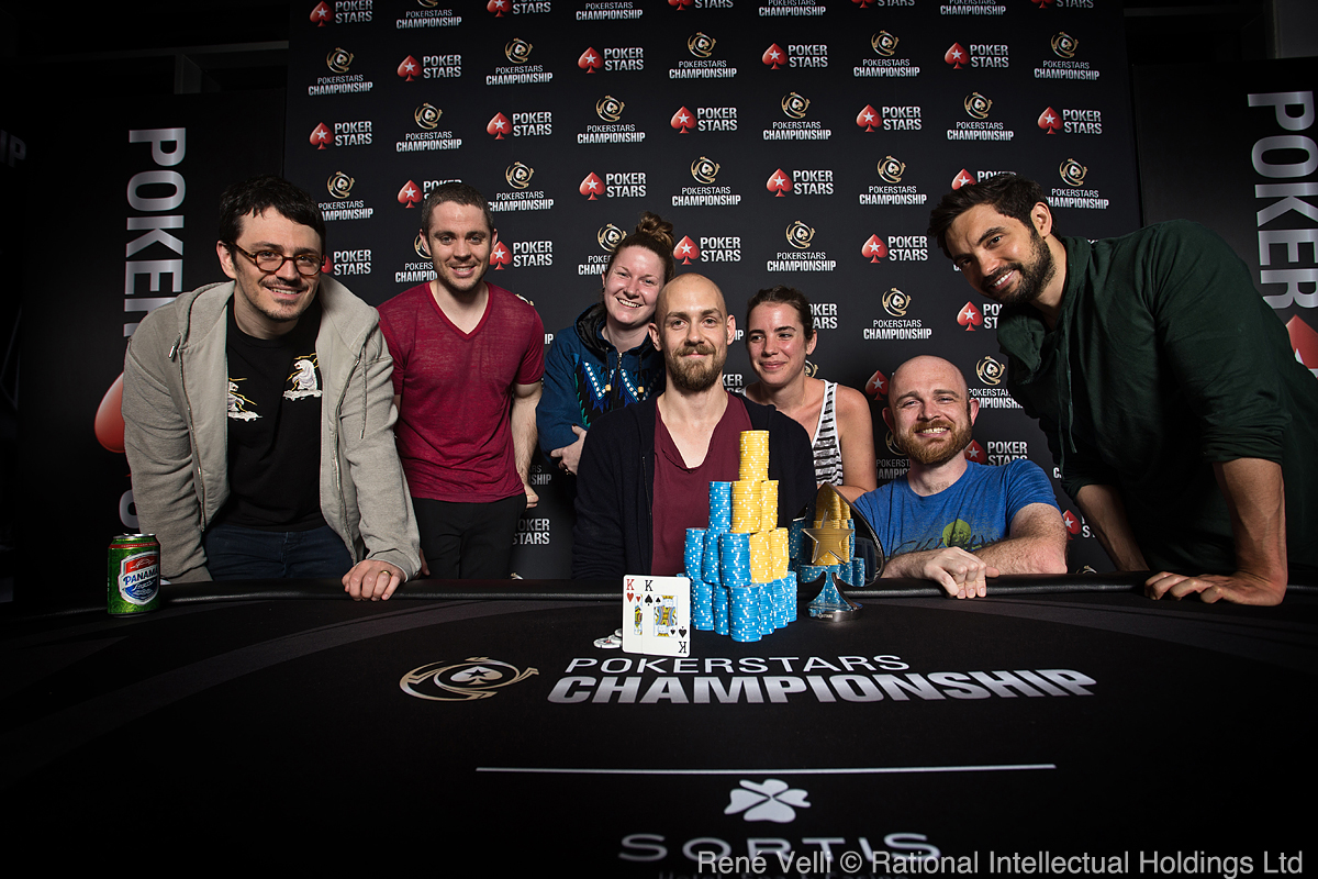 Stephen Chidwick wint de PokerStars Championship Panama Single-Day High Roller 102