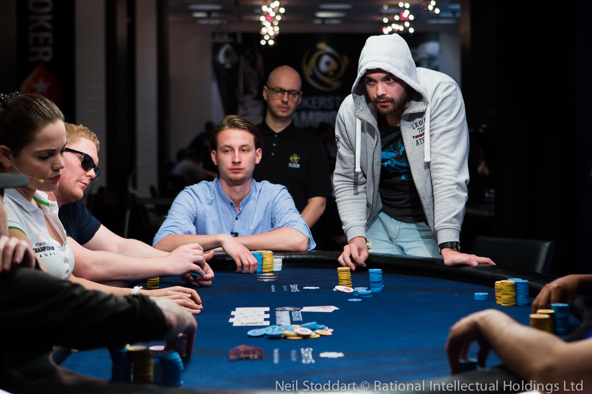 Denis Timofeev Leads Final Six at PokerStars Championship Panama 101