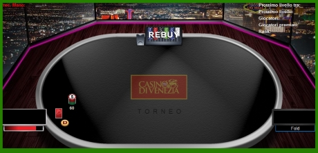 La Nuova Poker Room di Clickandplay