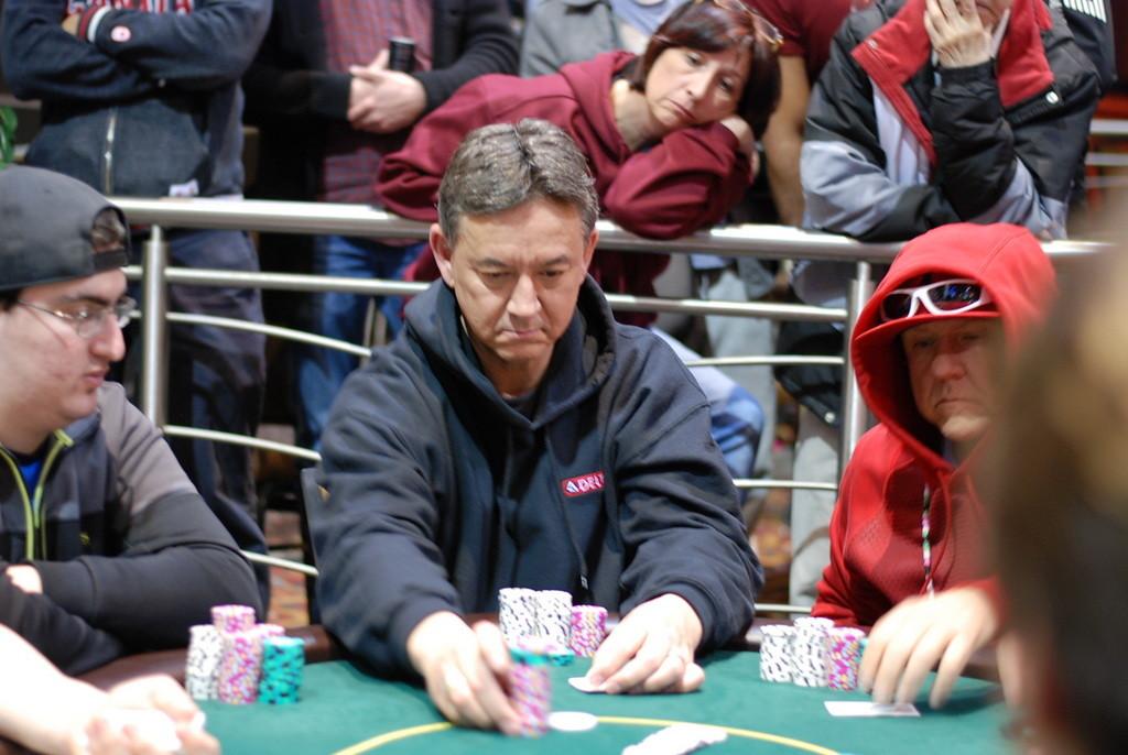 Glen Adams Casino Regina Station Poker Classic
