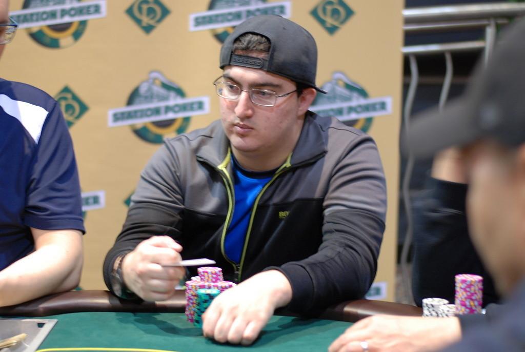 Leor Wasserman Casino Regina Station Poker Classic