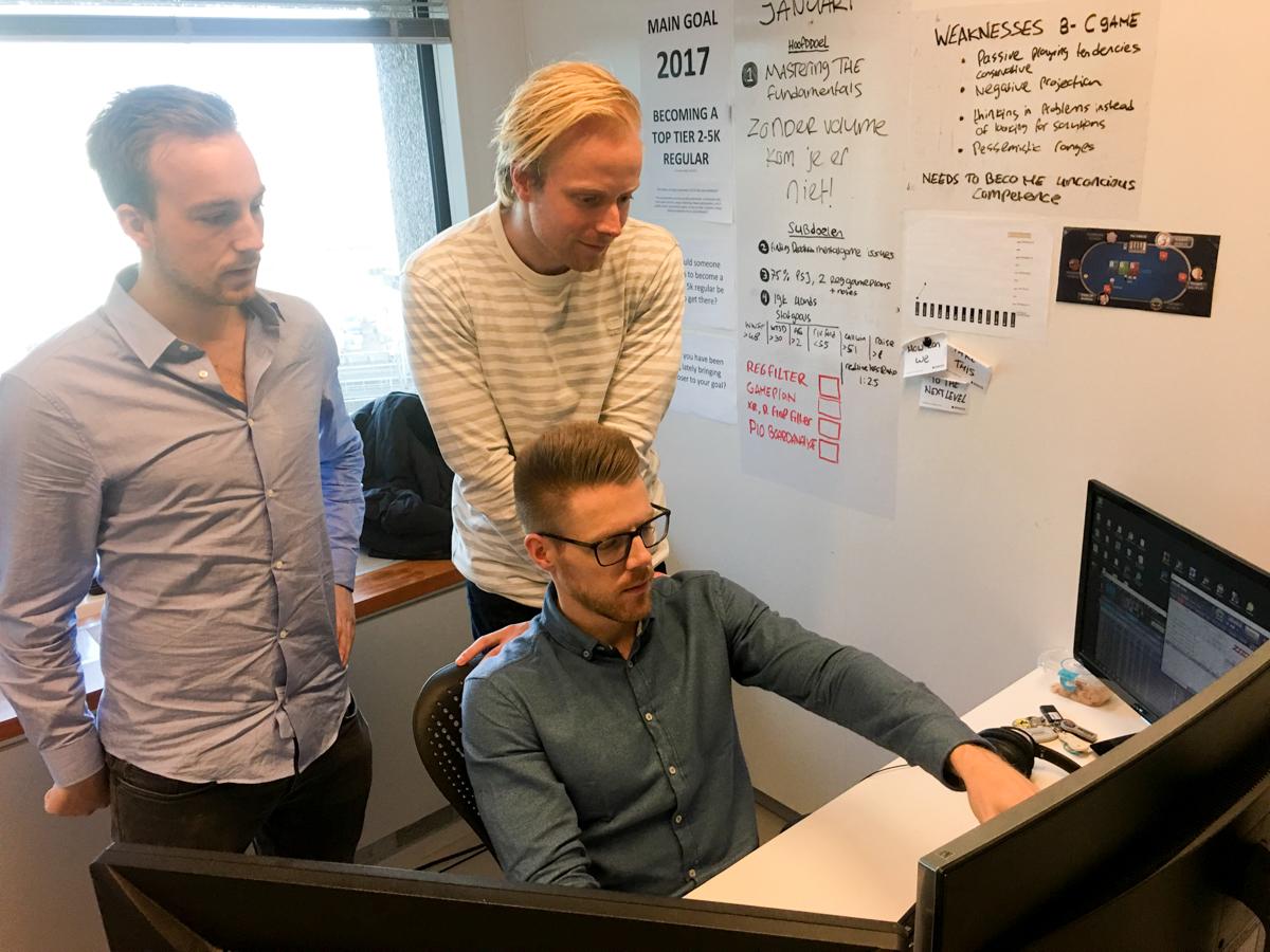 Grind House: Gieles, Van der Ven en Kuhlman pakken het professioneel aan (deel 3) 101