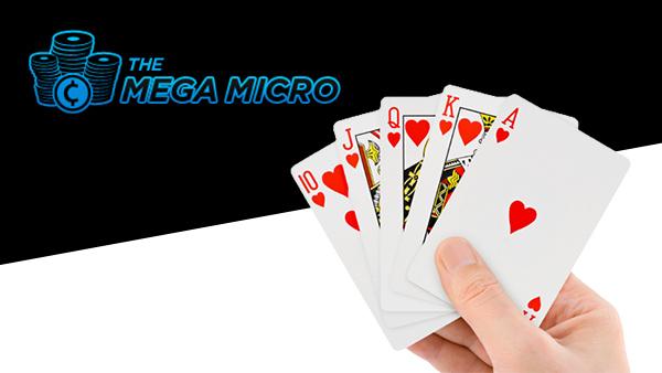 888poker The Mega Micro