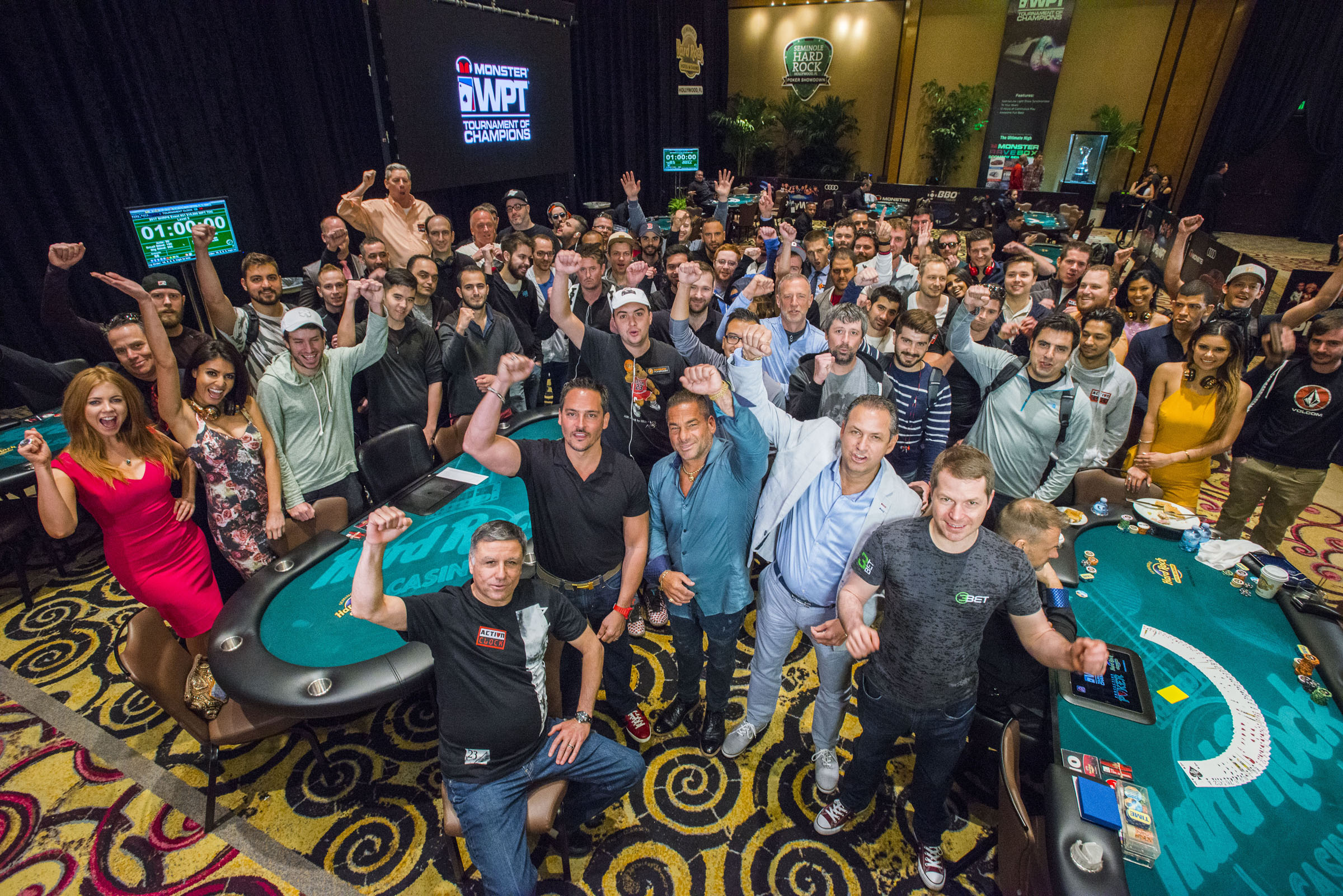 WPT Tournament of Champions 2017