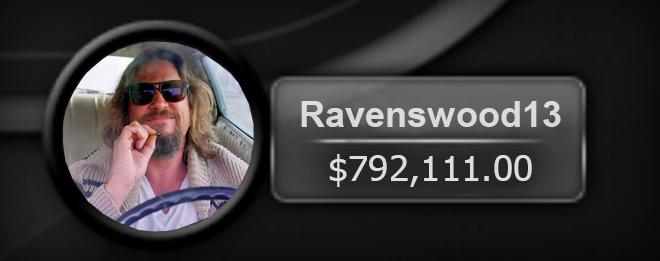 Ravenswood13 PokerStars
