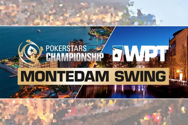 PokerStars Championship WPT MonteDam Swing