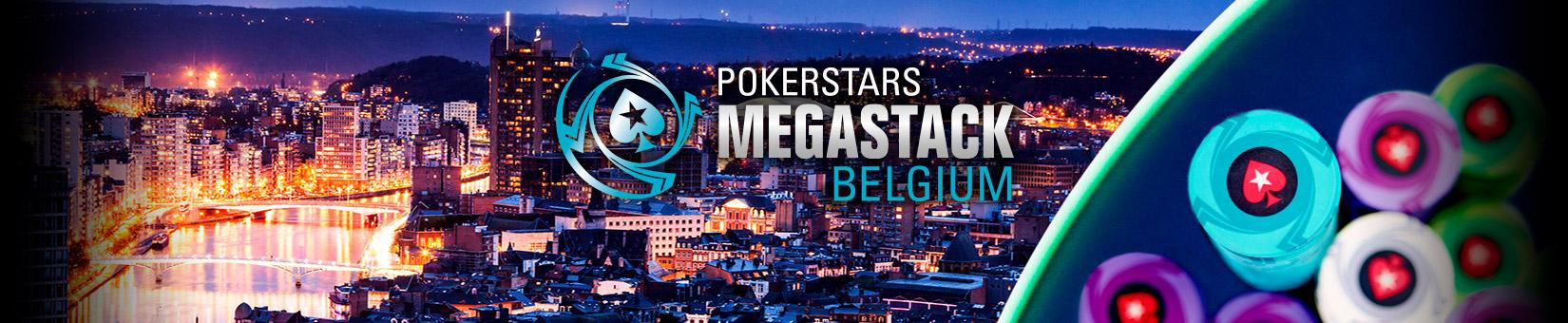 PokerStars MEGASTACK Белгия