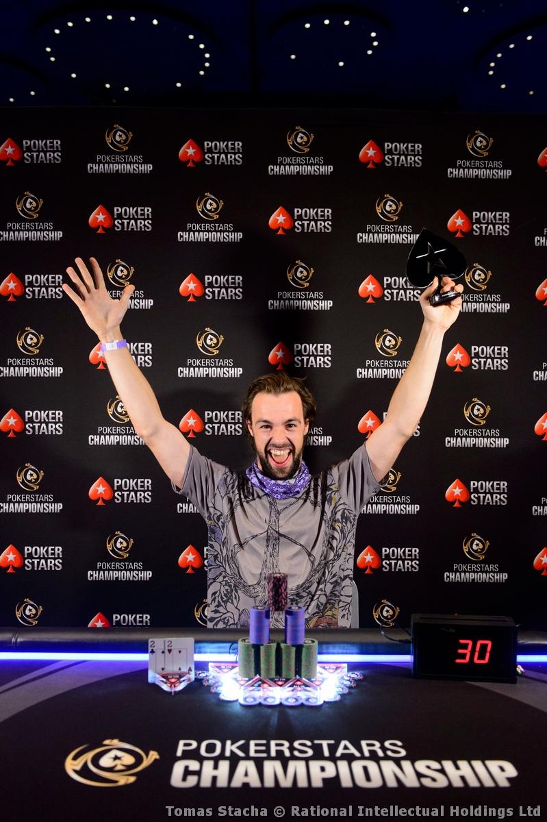 Оле Шемион - победитель стартового турнира PokerStars... 102