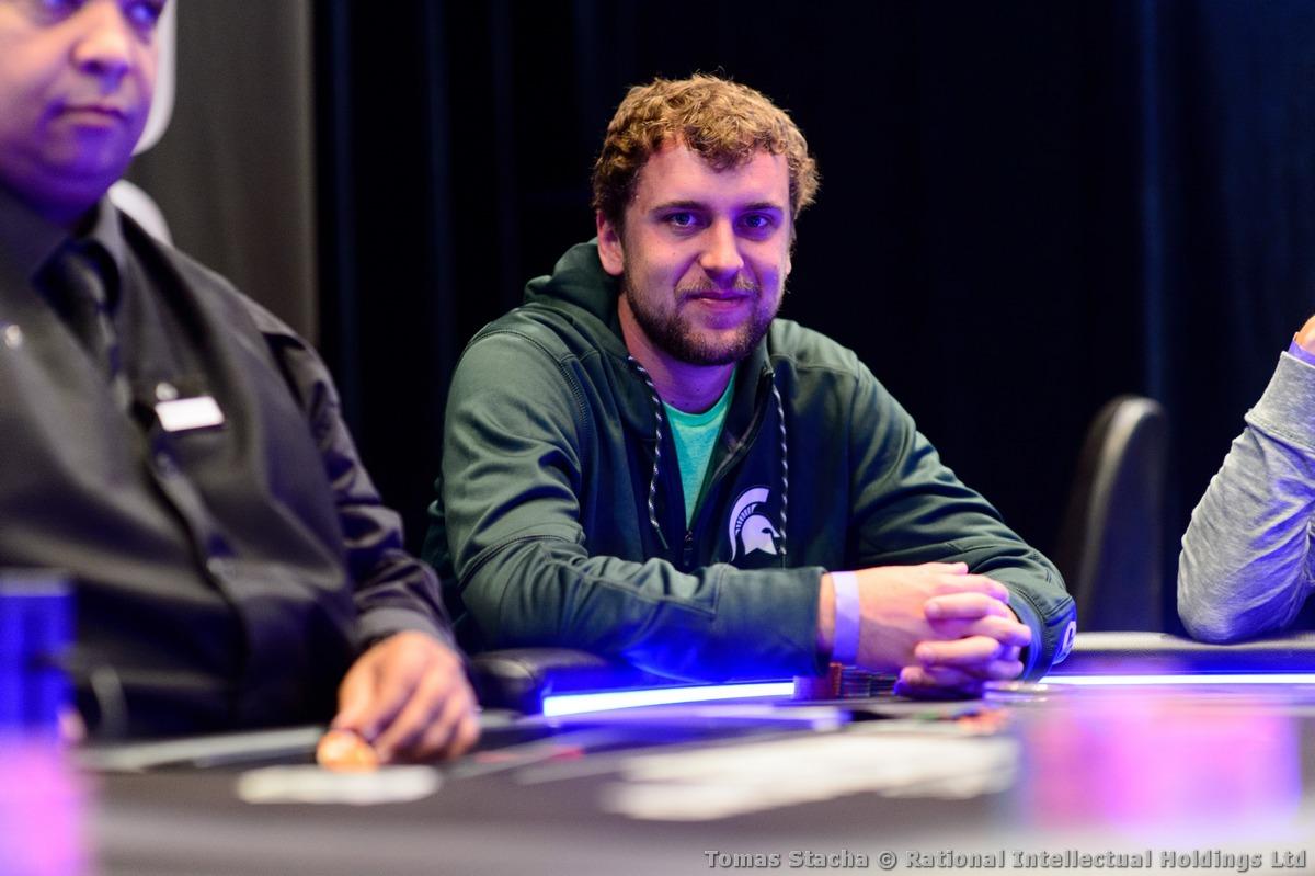 Оле Шемион - победитель стартового турнира PokerStars... 101