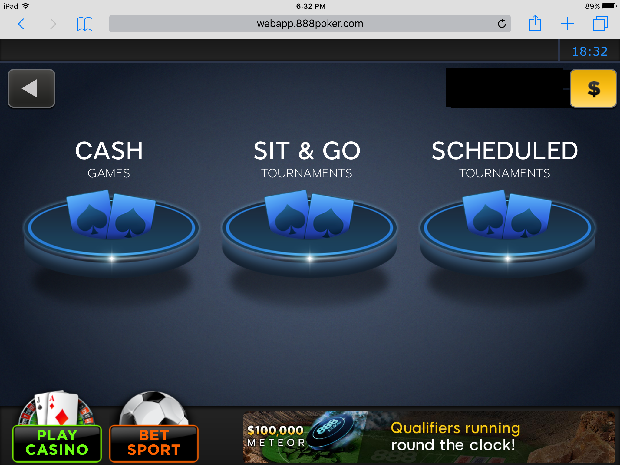 How To Play Poker On the Go with 888poker's App 107