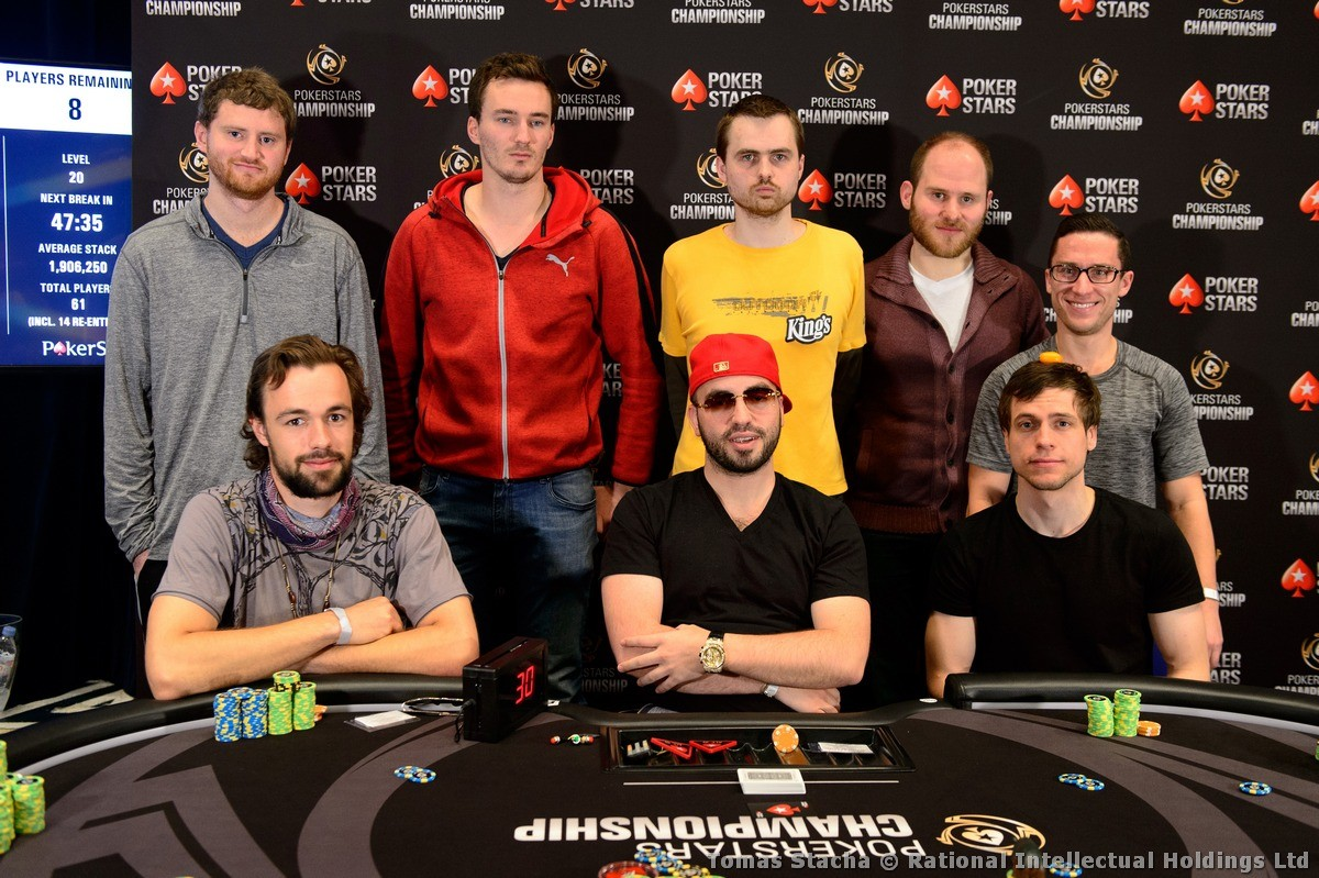 €100,000 Super High Roller final tablist