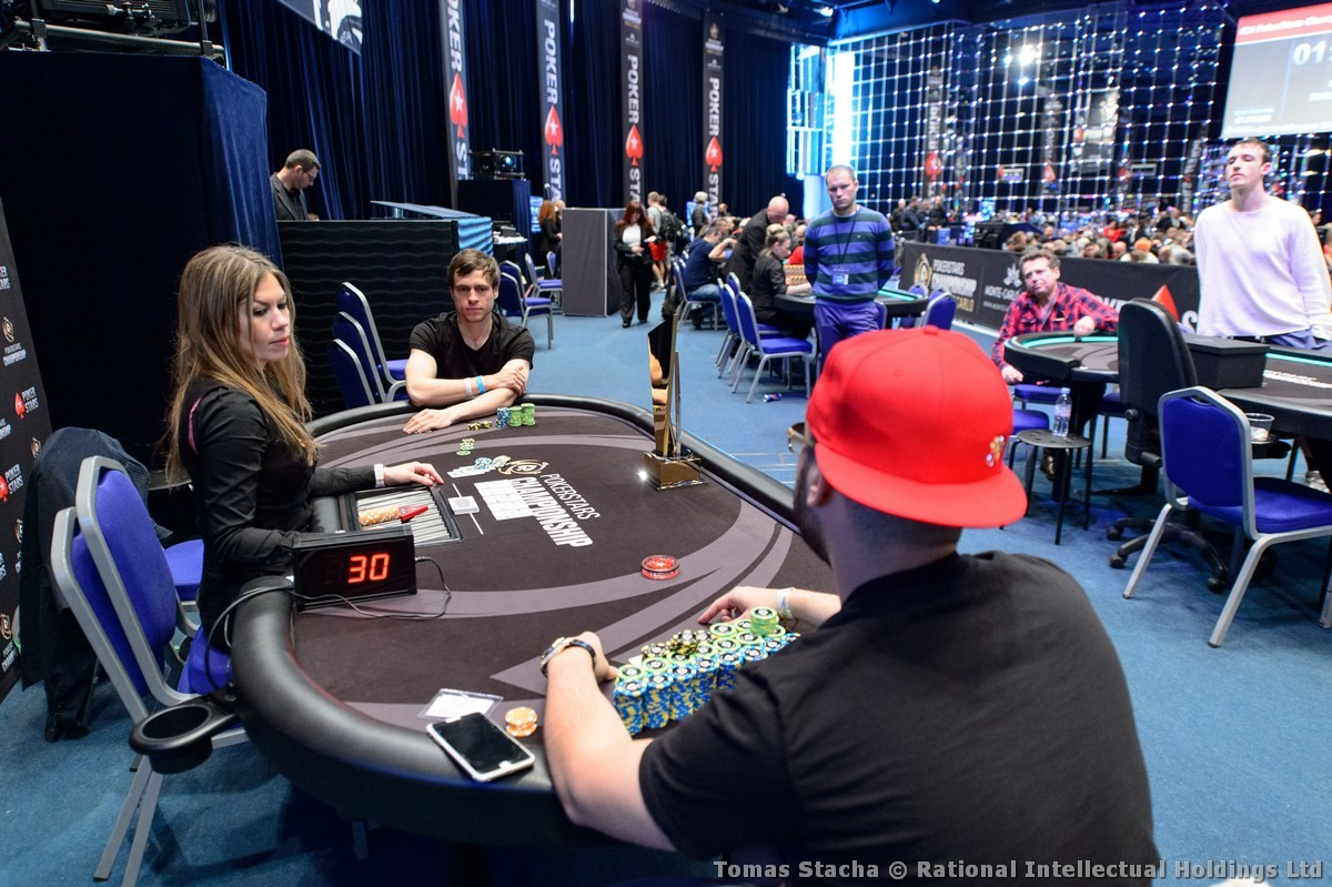 Bryn Kenney and Viacheslav Buldygin heads up