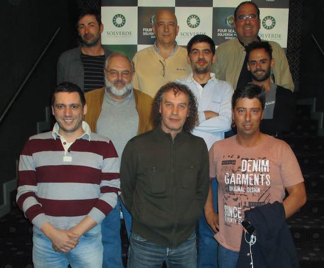 António Mota Vence 50/50 Poker Week Casino Espinho 101