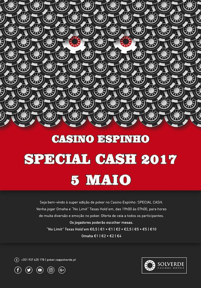 Terceira Edição Special Cash Casino Espinho Dia 5 de Maio 101