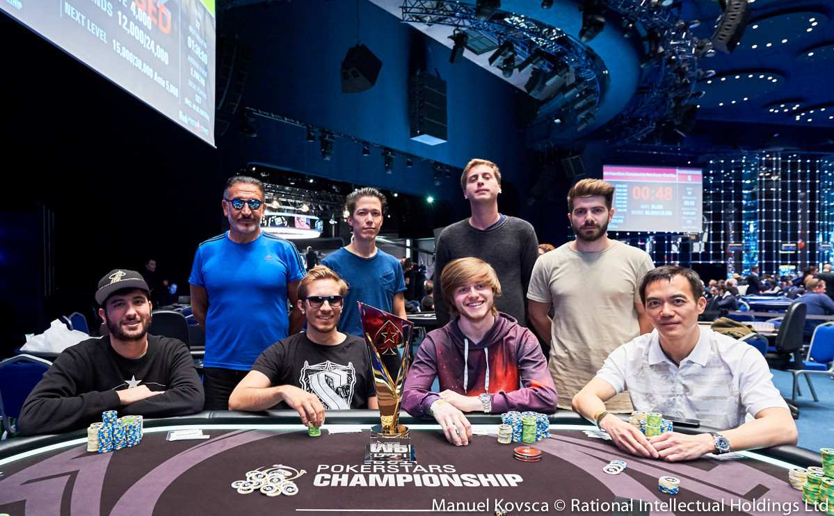 Julian Stuer Conquers PokerStars Championship Monte Carlo High Roller 101