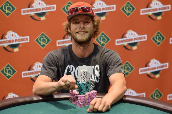 Chris Bowers Casino Regina Diamond Poker Classic