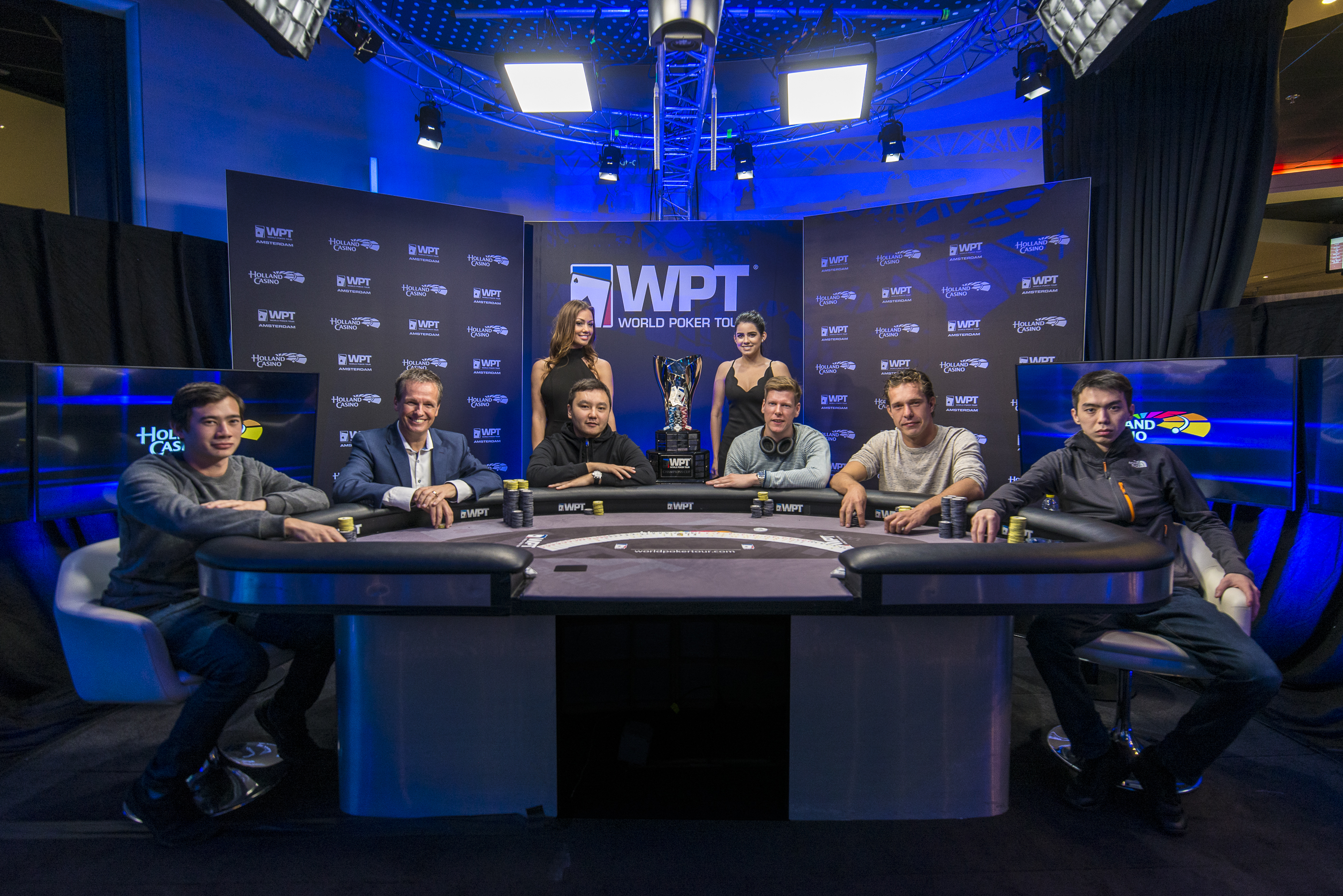 WPT Amsterdam - Daniel Daniyar wint Main Event voor €152.600, Wetemans wint €1k Hyper 101