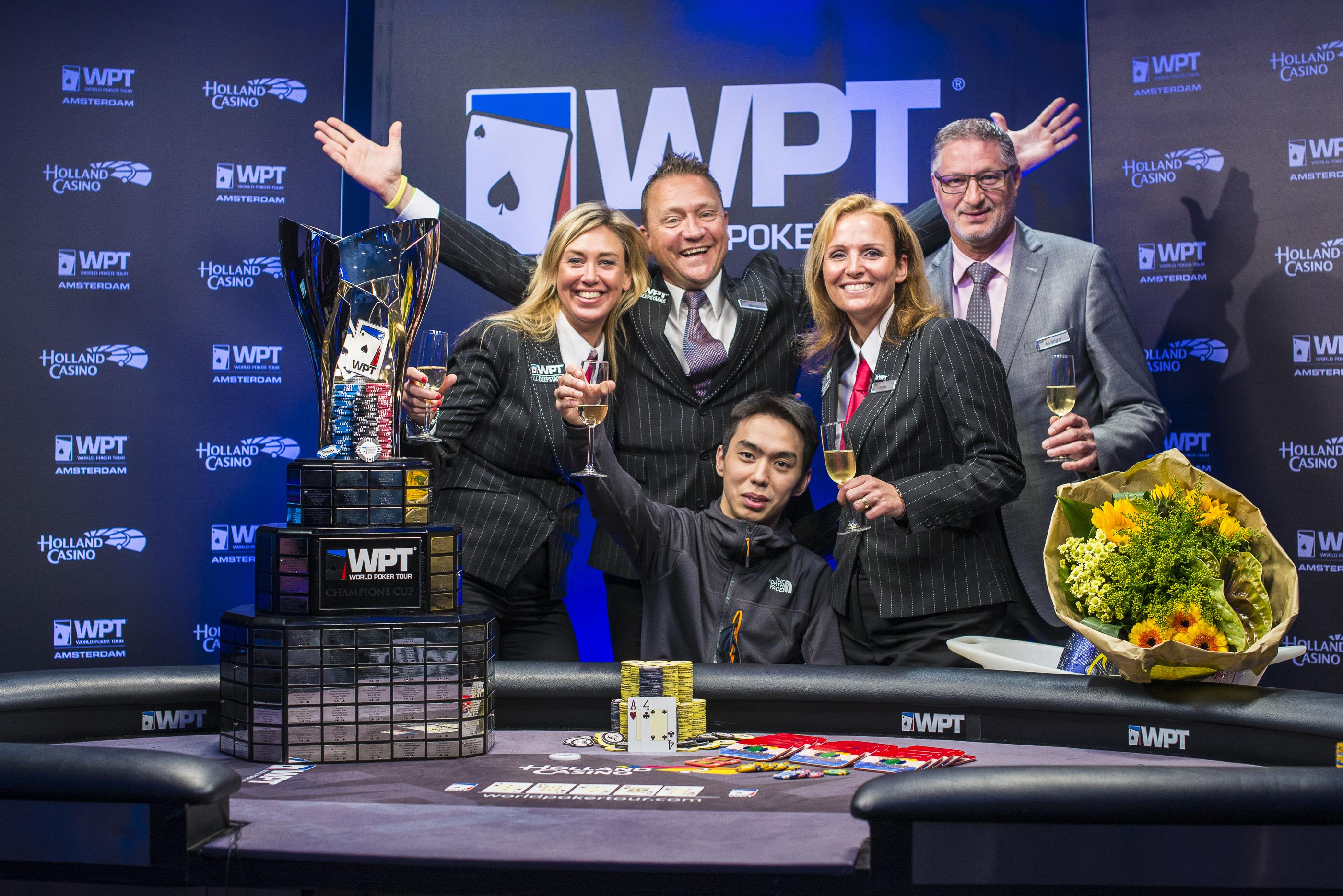 WPT Amsterdam - Daniel Daniyar wint Main Event voor €152.600, Wetemans wint €1k Hyper 103