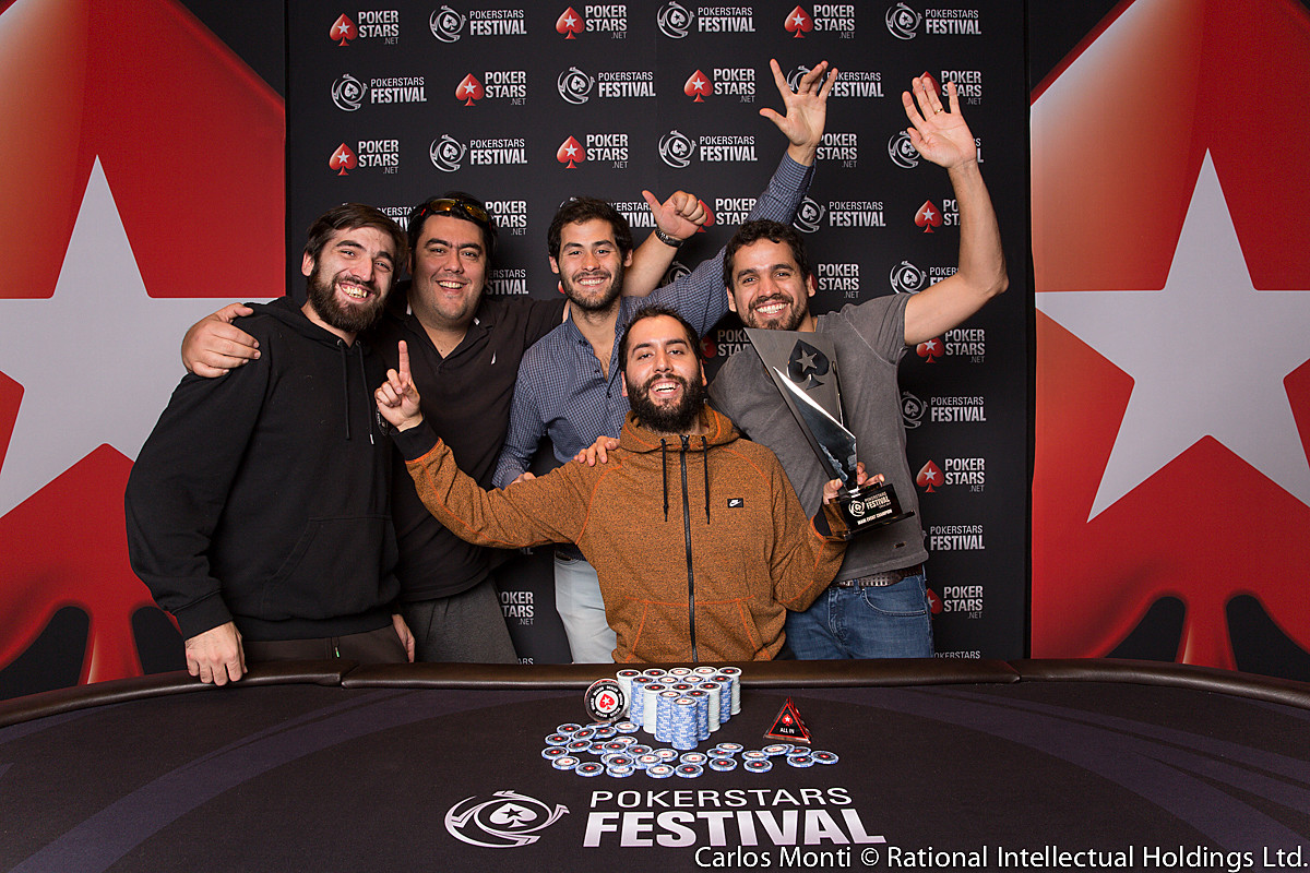 Christopher Franco Claims First-Ever PokerStars Chile Main Event Title 101