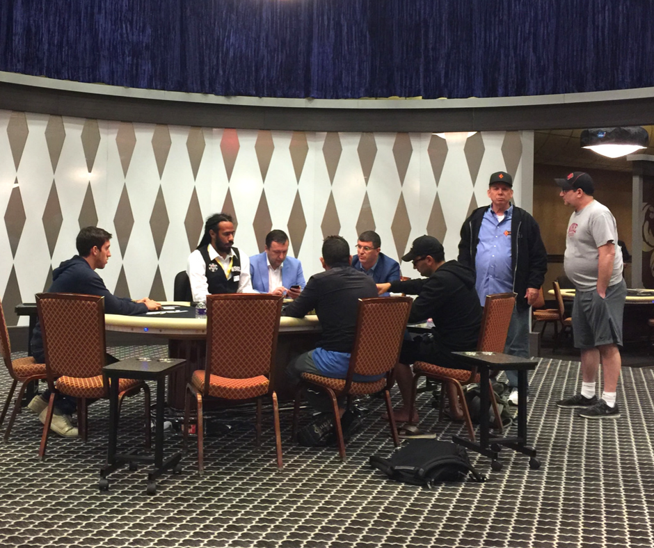 The Muck: Dan Bilzerian, Tony G Drop in on New High-Stakes Poker Room in Vegas 101