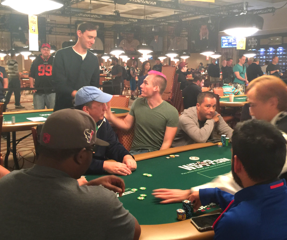 The Muck: Ferguson and Lederer Still Trolling at the WSOP 104