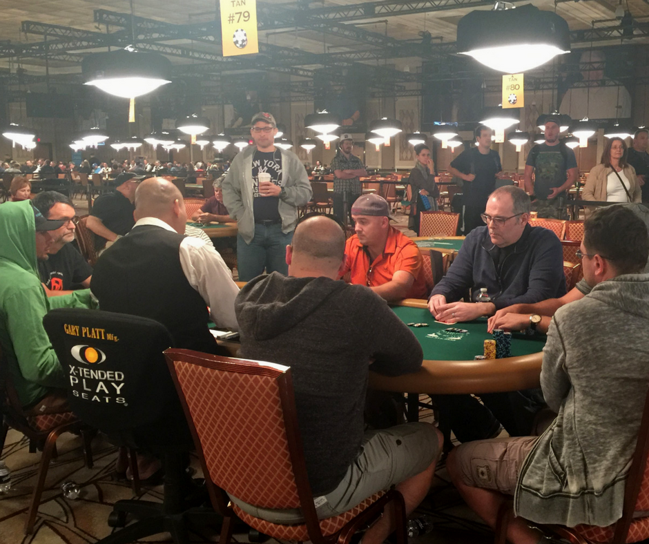 The Muck: Ferguson and Lederer Still Trolling at the WSOP 102