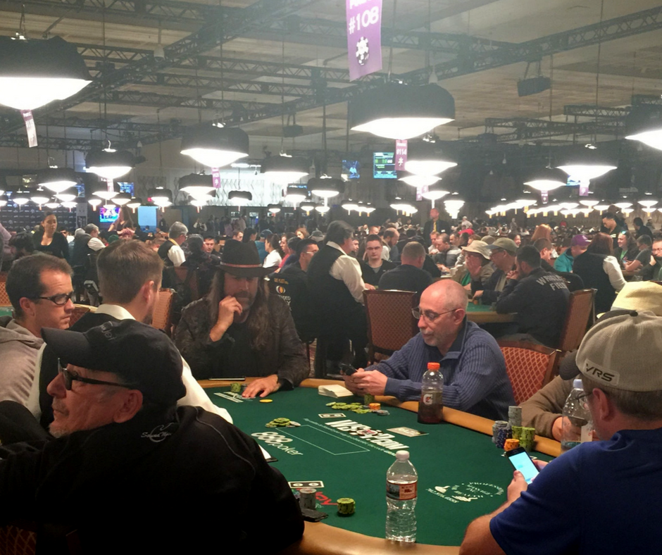 The Muck: Ferguson and Lederer Still Trolling at the WSOP 103